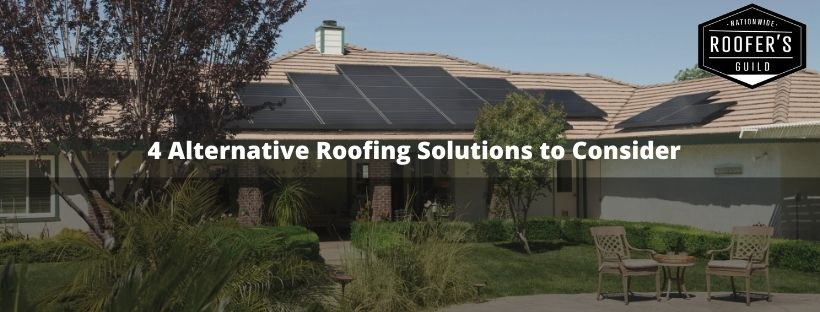 Alternative Roofing Solutions