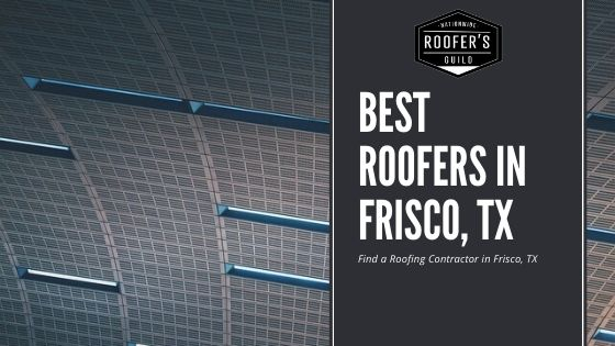 Best Roofers Frisco TX (Cover)