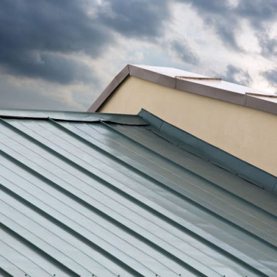 Reroofing Using Metal Panels
