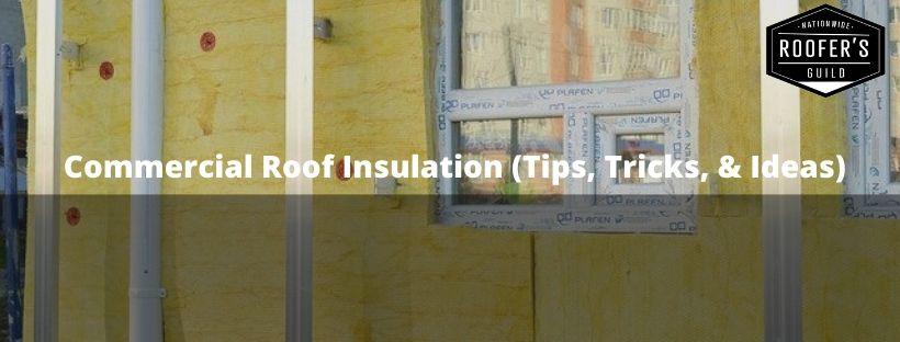 Commercial Roof Insulation Blog Cover