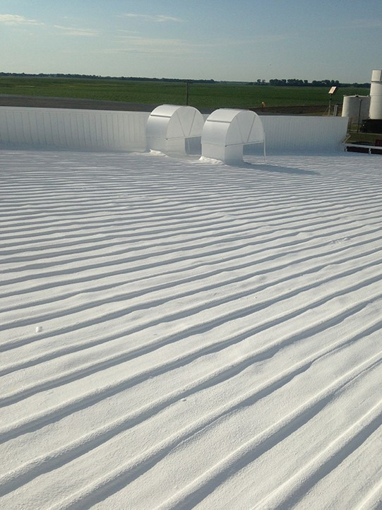 Commercial Roof Overview