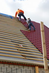 Contractors on Residential Roof Systems