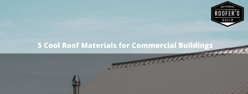 Cool Roof Materials