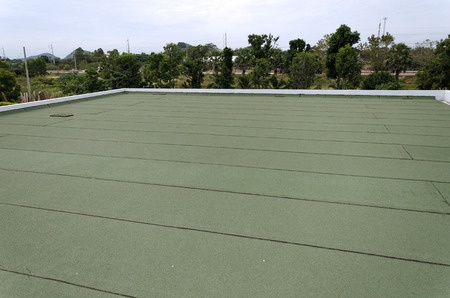 Elastomeric Roof Coating Service
