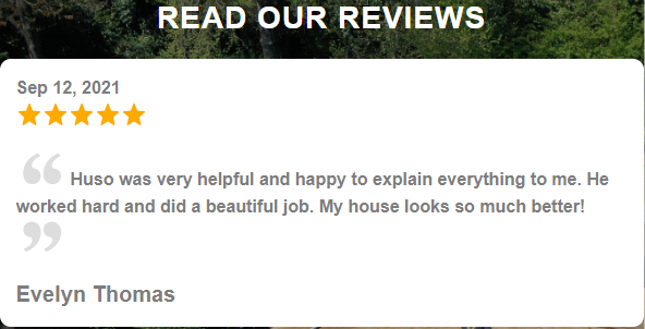 Email Reviews Suggestion