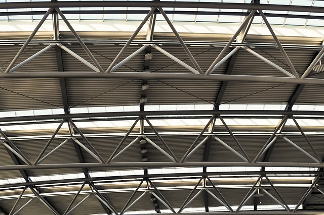 Metal Roof Interior