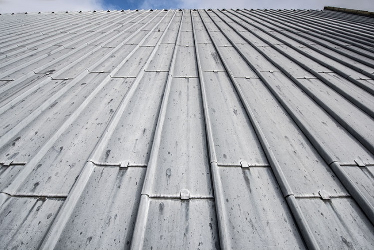 A Roof Inspection on a Metal System