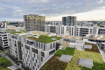 Overview of Green Roofs