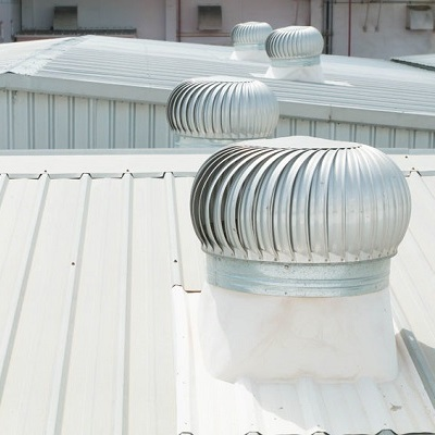 A Couple Metal Cool Roofing Systems