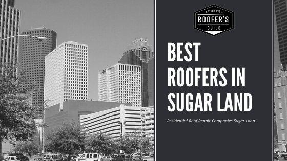 Residential Roof Repair Sugar Land, TX