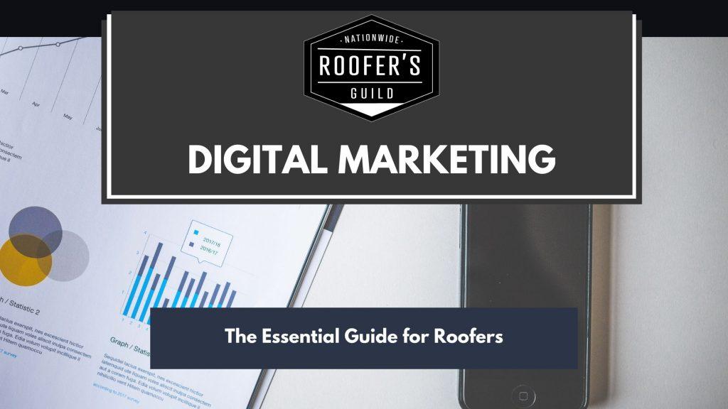 Roofing Digital Marketing (Blog Cover)