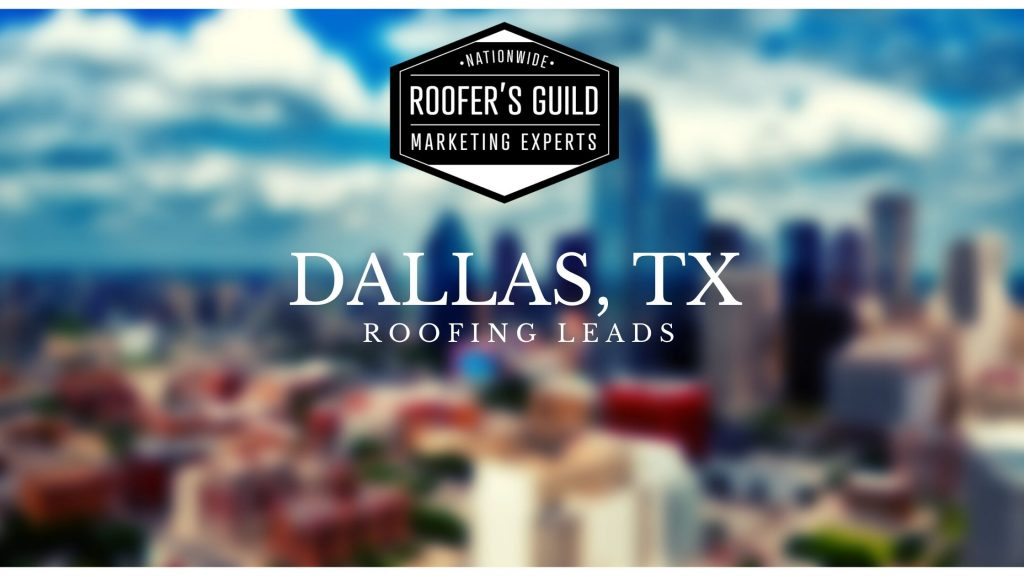 Roofing Leads Dallas