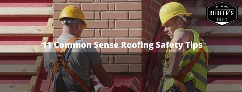 Roofing Safety Tips