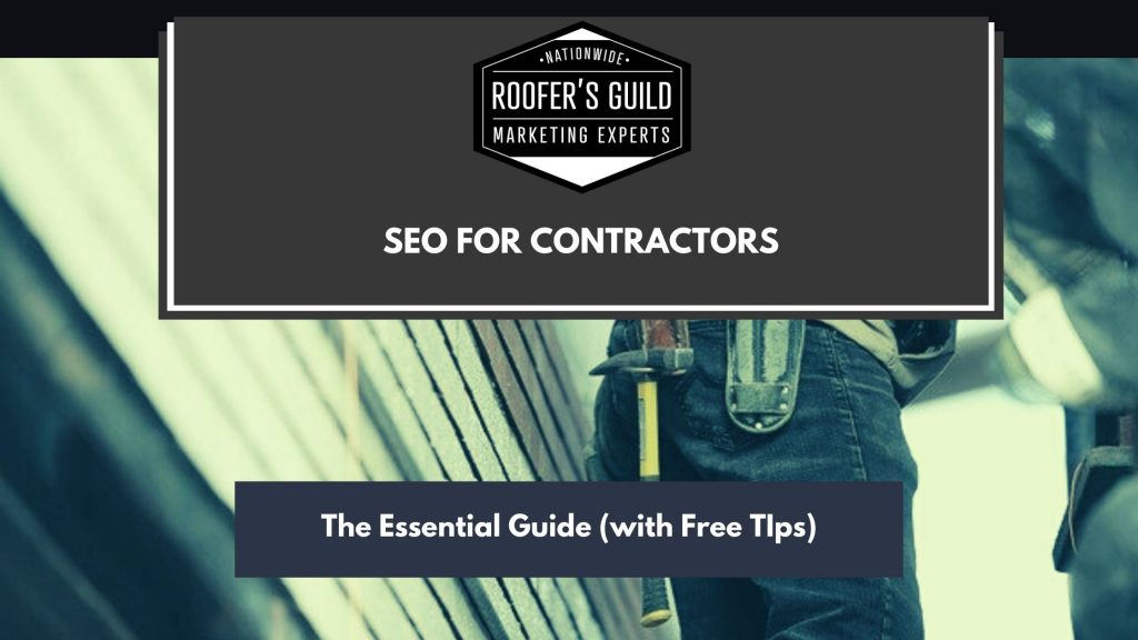 SEO for Contractors