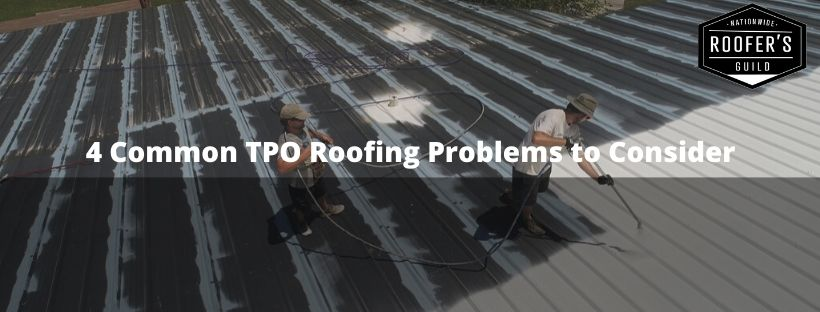 TPO Roofing Problems Blog Cover