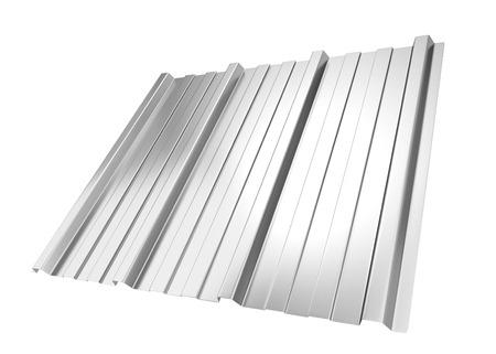 U Panel Corrugated Metal