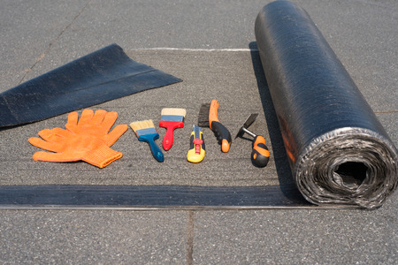 Vulcanized Rubber Roof Materials
